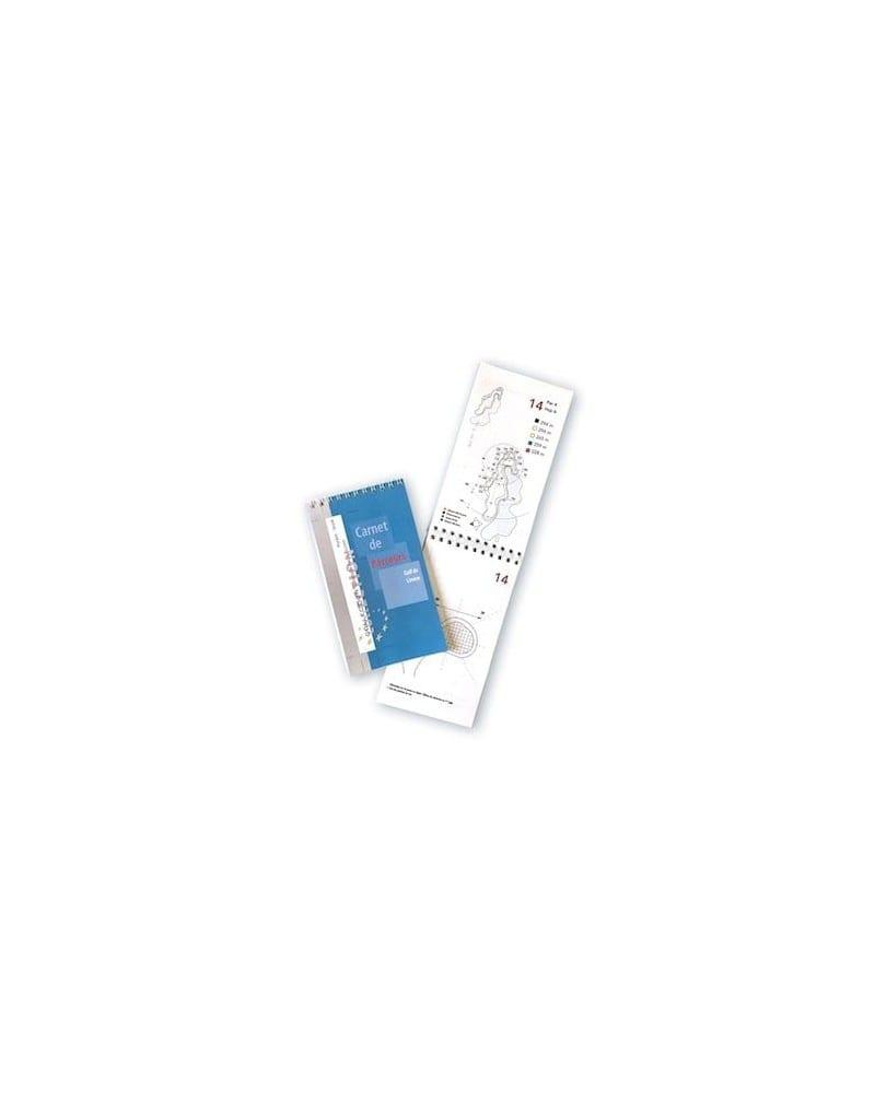 Pocket Book Golf de Limère