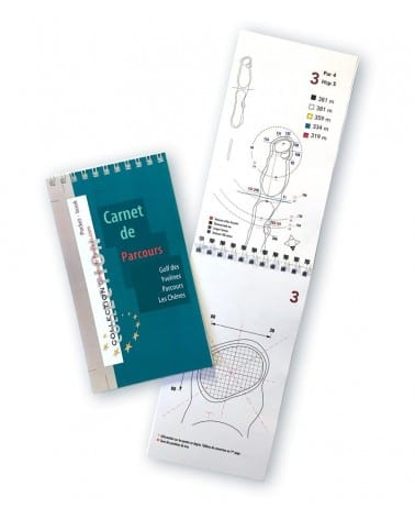 Pocket Book Golf des Yvelines