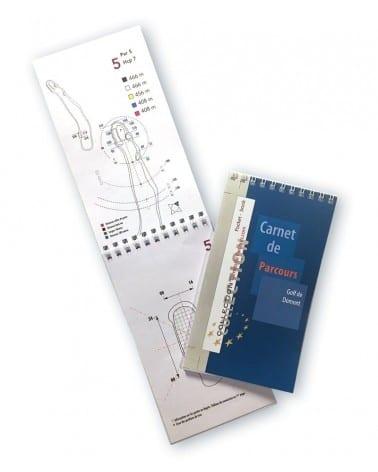 Pocket Book Golf de Domont
