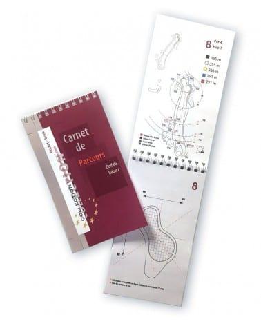 Pocket Book Golf de Rebetz
