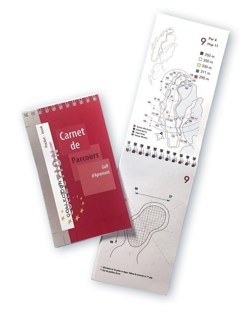 Pocket Book Golf d'Apremont