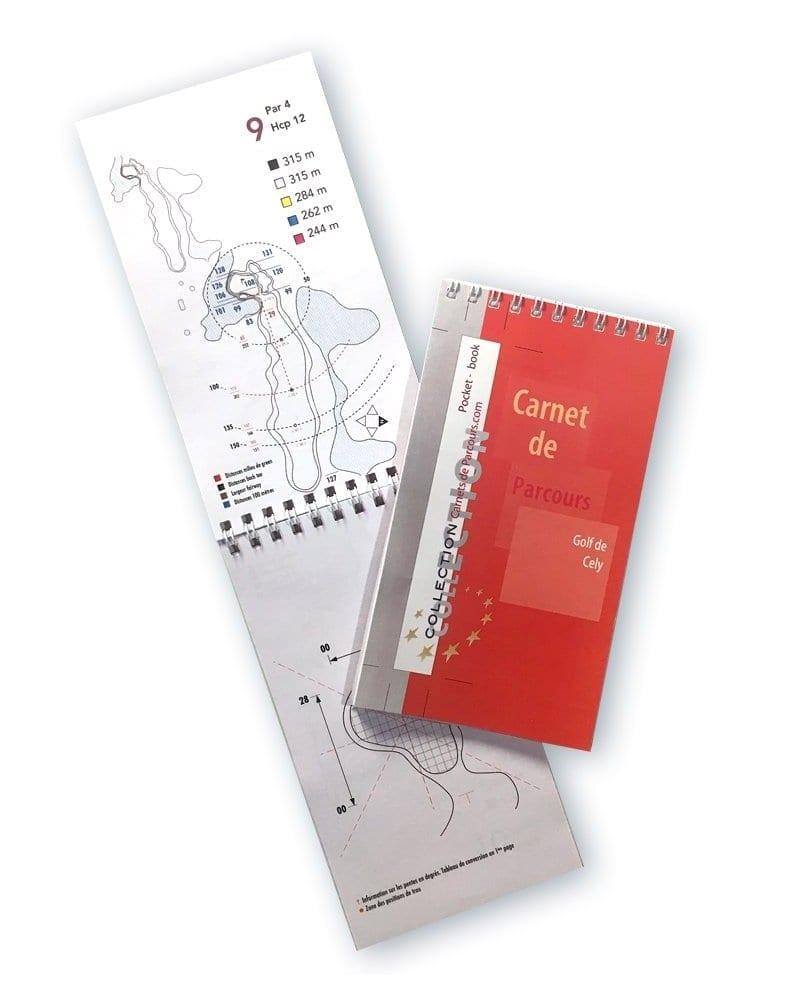 Pocket Book Golf de Cely