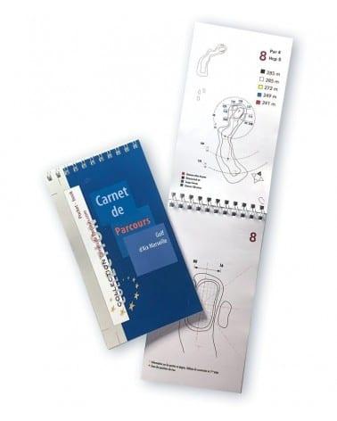Pocket Book Golf d'Aix Marseille