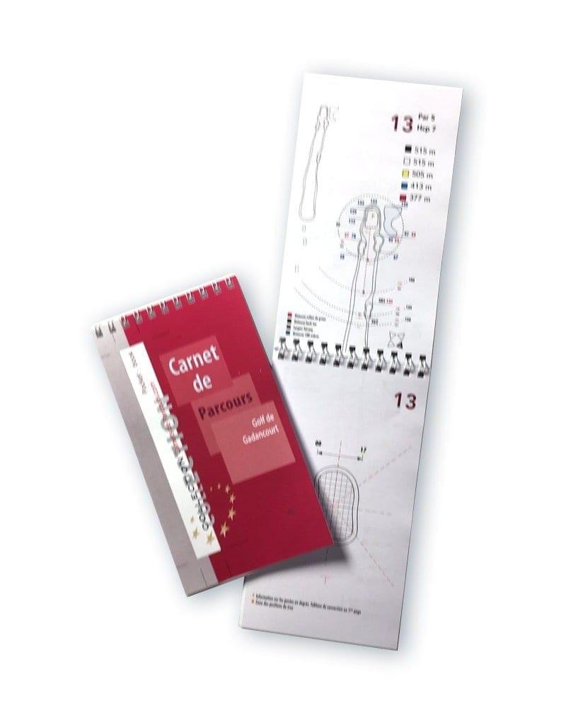 Pocket Book Golf de Gadancourt