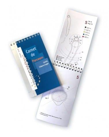 Pocket Book Golf de Chiberta