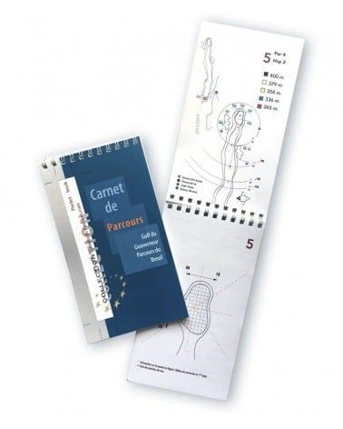 Pocket Book Golf du Gouverneur