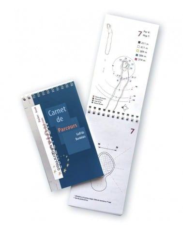 Pocket Book Golf du Boedelais