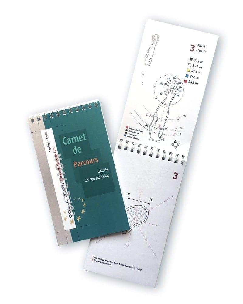 Pocket Book Golf de Chalon sur Saône