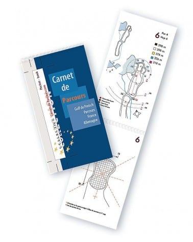 Pocket Book Golf de Preisch
