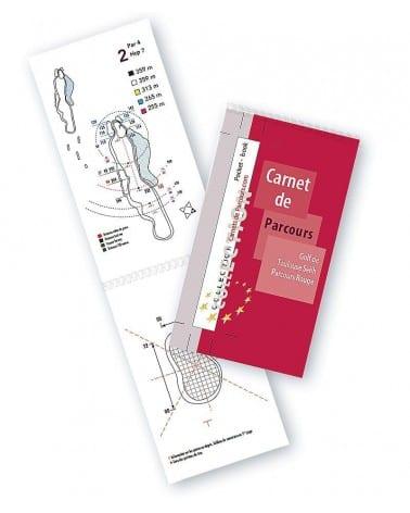 Pocket Book Golf de Toulouse Seilh