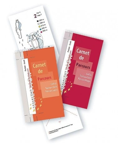 Pack Pockets Book Golf de Toulouse Seilh