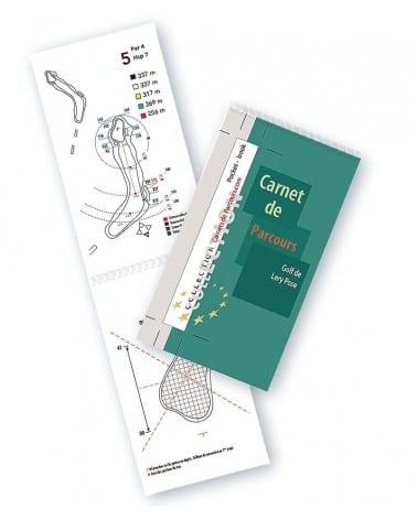 Pocket Book Golf de Lery Poses