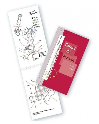 Pocket Book Golf de Dieppe