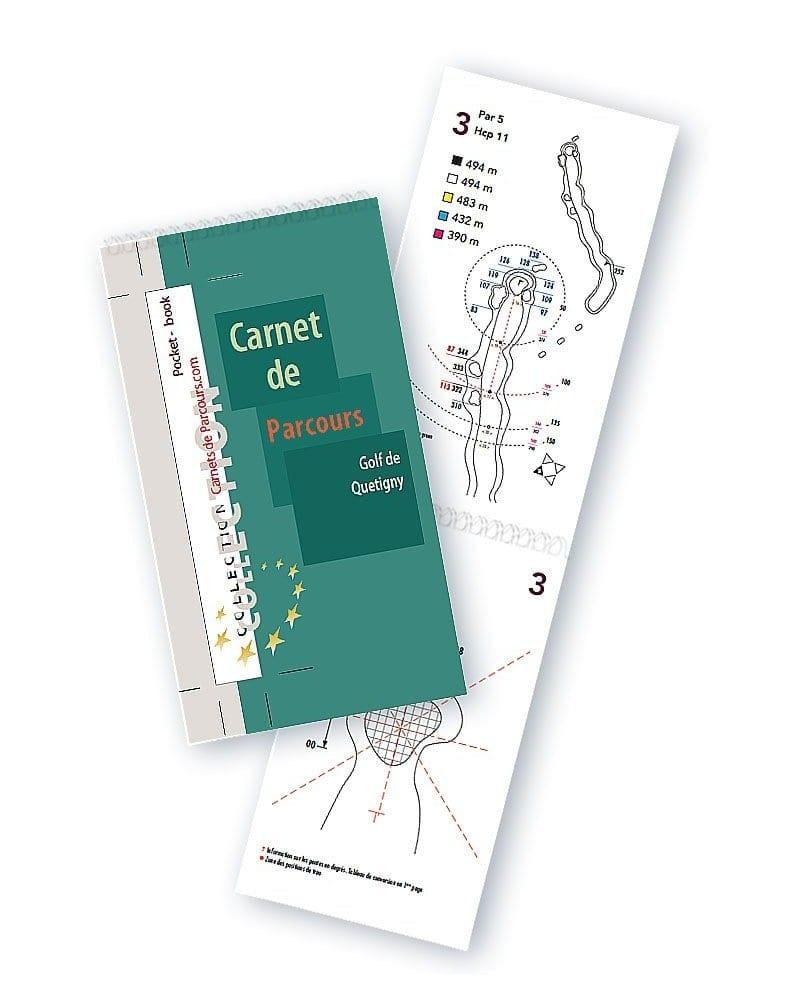 Pocket Book Golf de Quetigny