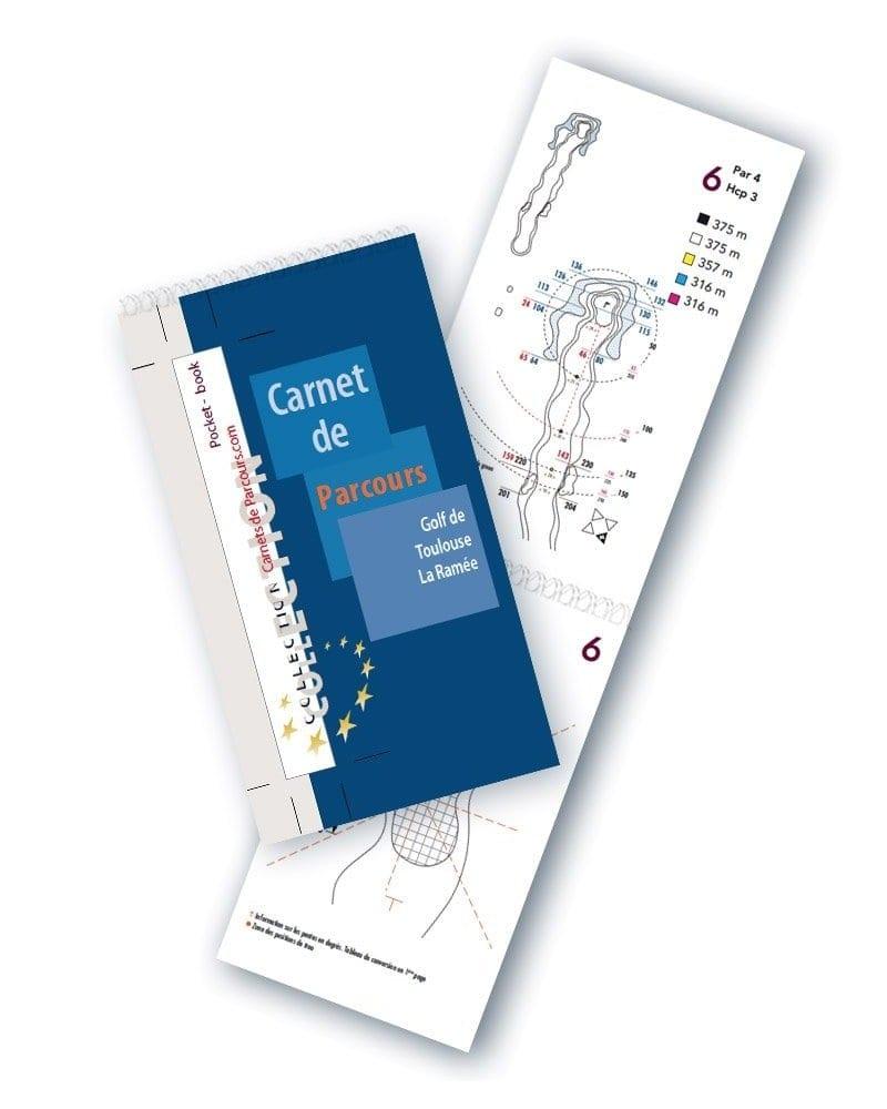 Pocket Book Golf de Toulouse La Ramée