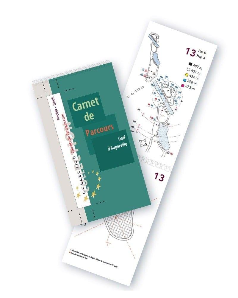 Pocket Book Golf d'Augerville