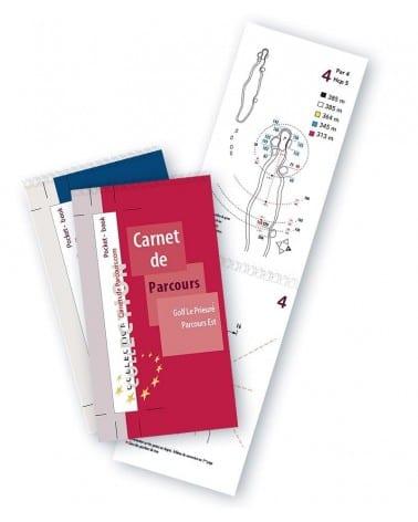 Pack Pockets Book Golf du Prieuré