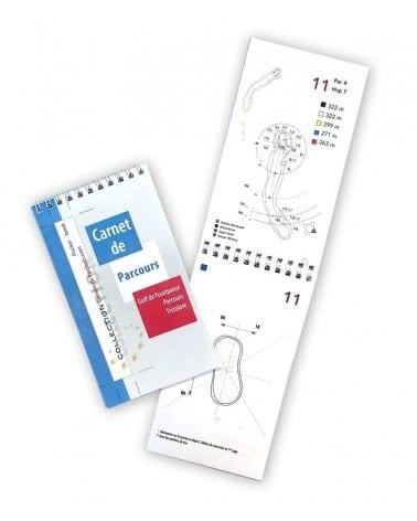 Pocket Book Golf de Fourqueux - Composite