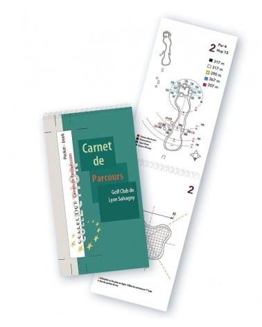 Pocket Book Golf de Lyon Salvagny