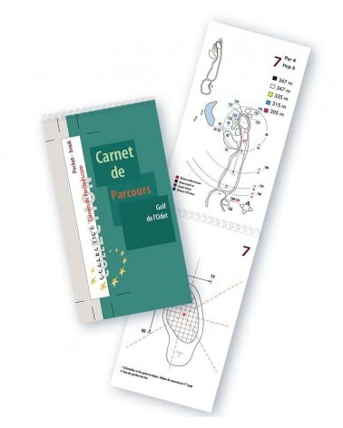 Pocket Book Golf de l'Odet