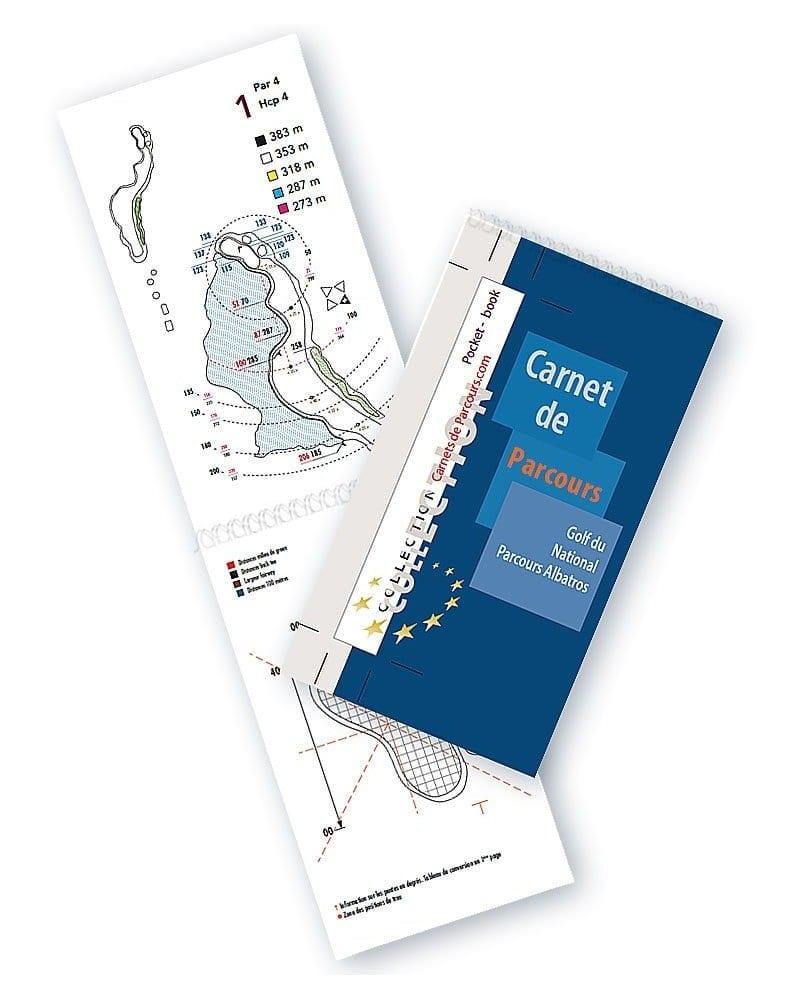 Pocket Book Gol National Albatros