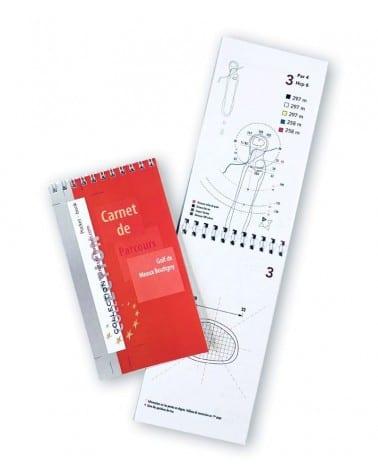 Pocket Book Golf de Meaux Boutigny