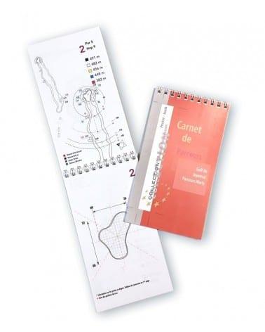 Pocket Book Golf de Joyenval Marly