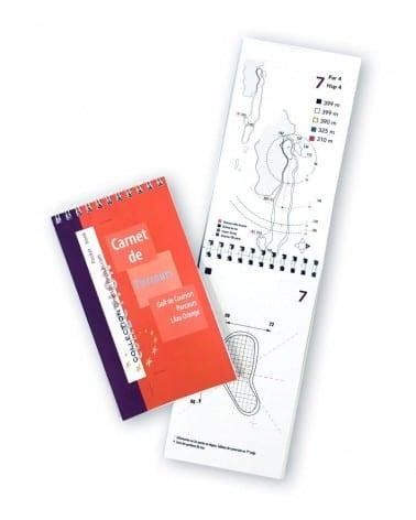 Pocket Book Golf de Courson - Lilas Orange