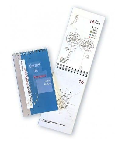 Pocket Book Golf de Valescure