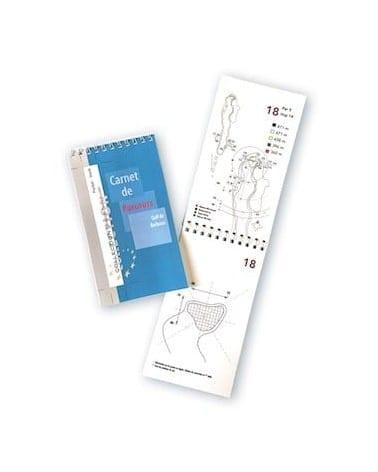 Pocket Book Golf de Barbossi