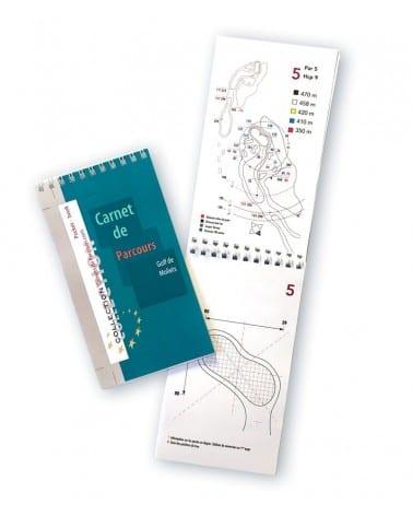Pocket Book Golf de Moliets